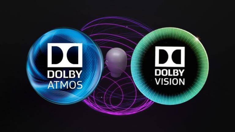 Dolby Vision while Dolby Atmos